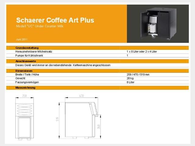 schaerer coffee art plus uc wertgegenst nde diebstahlradar fahndung nach gestohlenen pkw. Black Bedroom Furniture Sets. Home Design Ideas